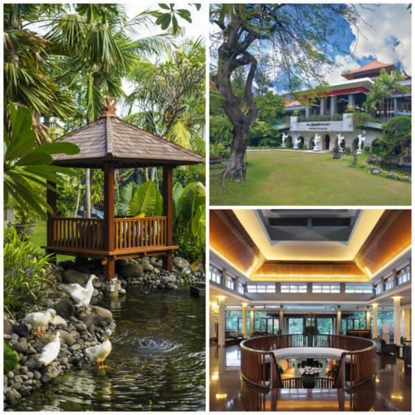 Bali Dynasty Resort Exterior