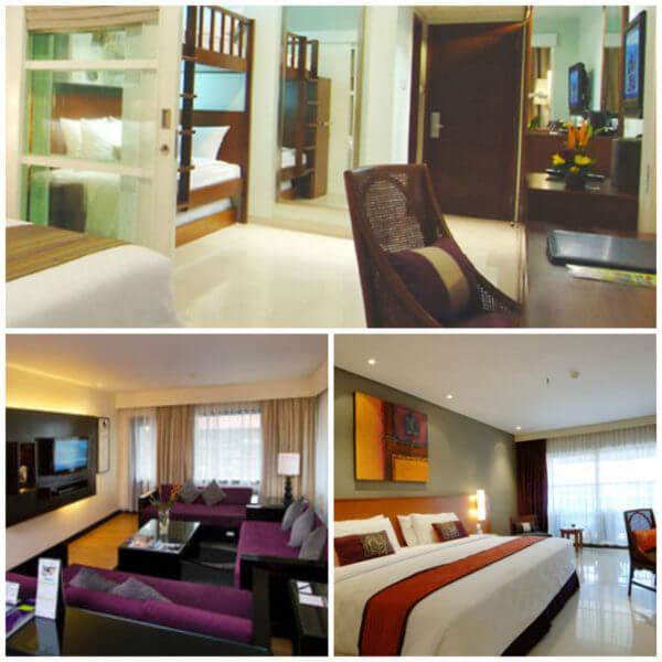 Bali Dynasty Resort Room