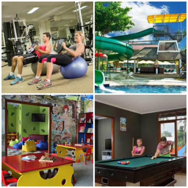 Bali Dynsaty Resort Facilities