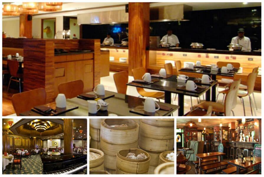 Bali Dynsaty Resort Food