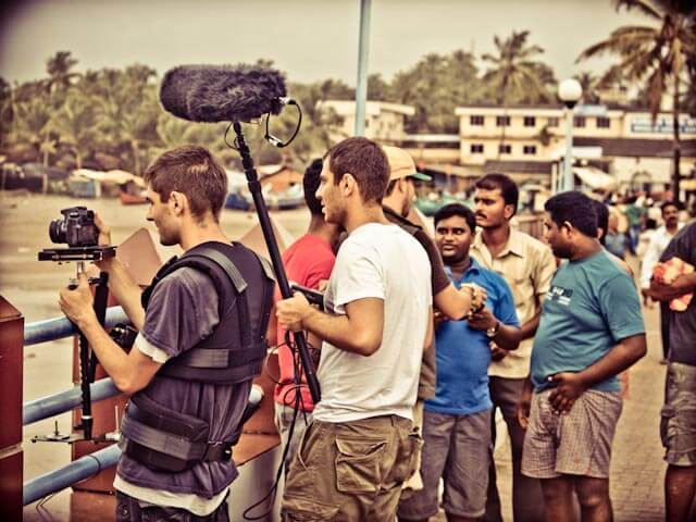 Behind The Scenes of 'Hit The Road India' (1)