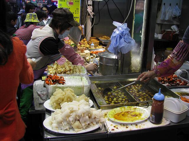 Dai Pai Dong Food Cart