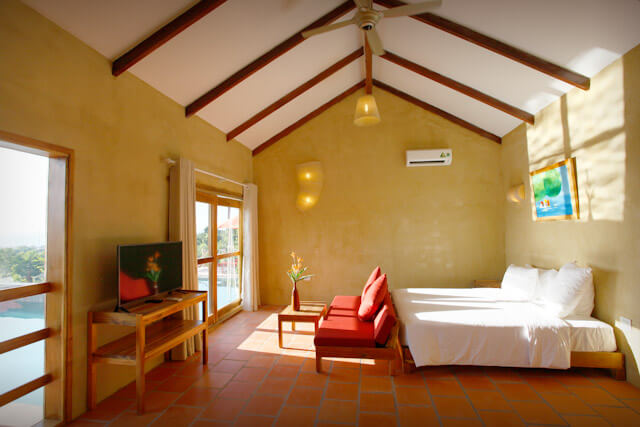 My luxurious room in Daisy Resort