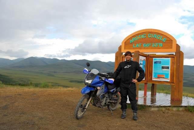 David-Webb-Motorbiking-to-Arctic-Circle
