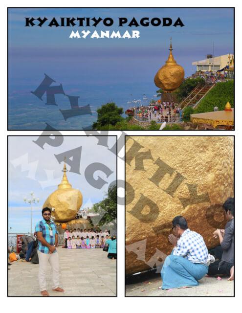 Kyaiktiyo Pagoda - Myanmar-3
