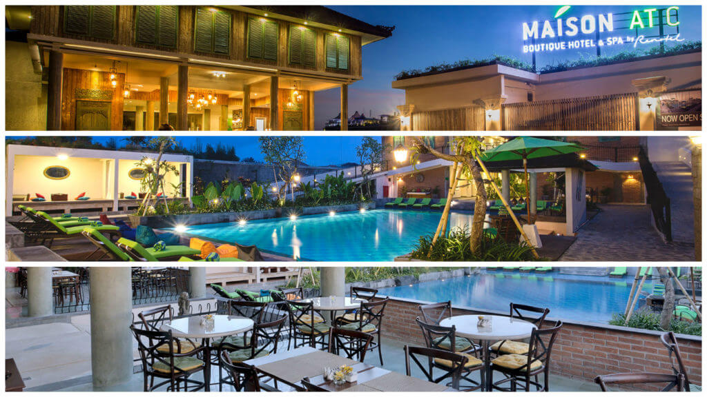 Maison At C Outdoor