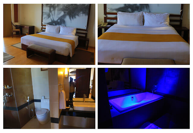My room at Jetwing Sea