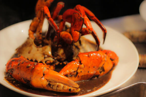 Pepper Crab at Ministry of Crab
