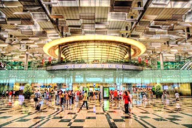 Terminal 3 Changi Airport