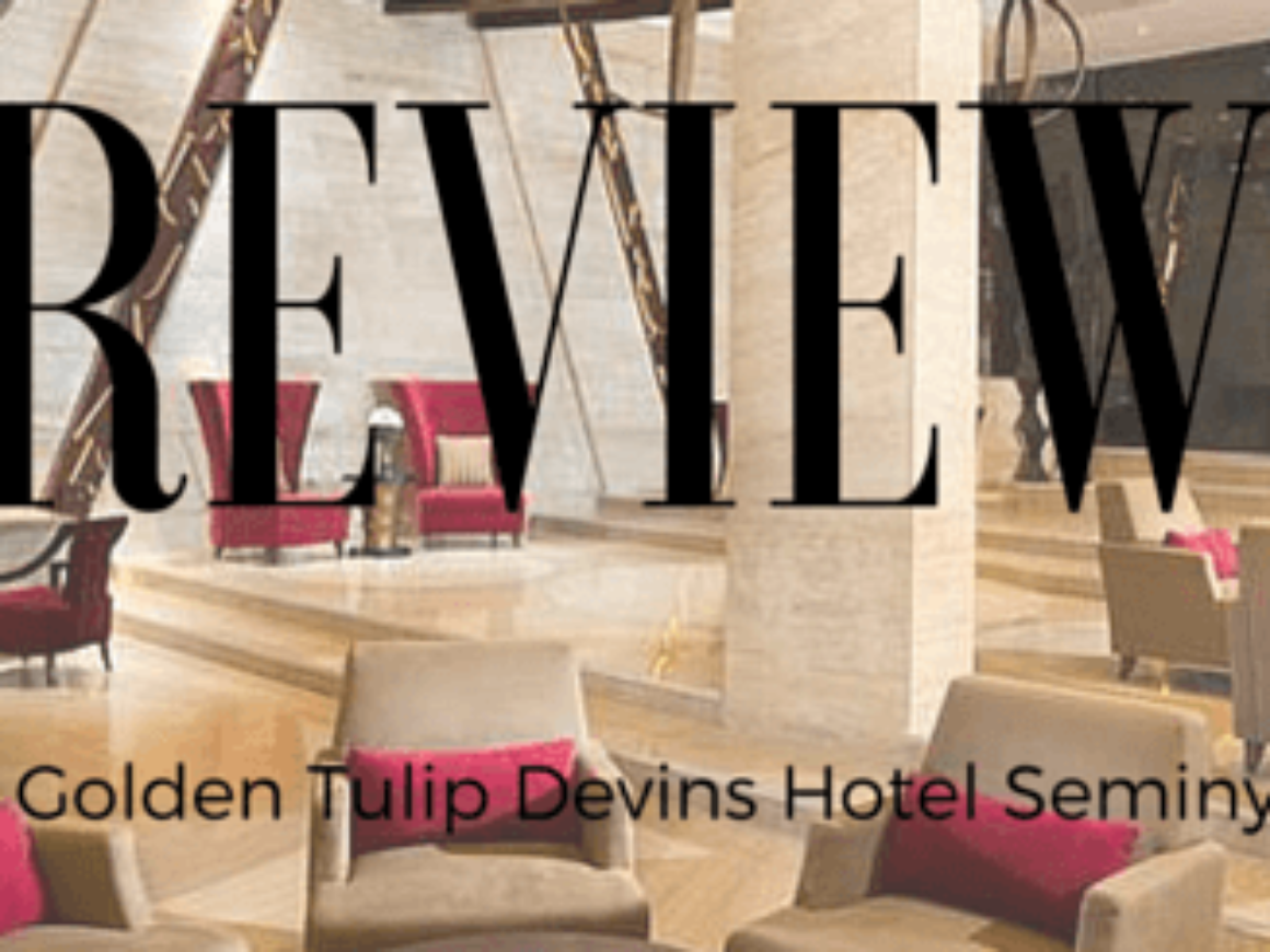 The Golden Tulip Devins Hotel Seminyak