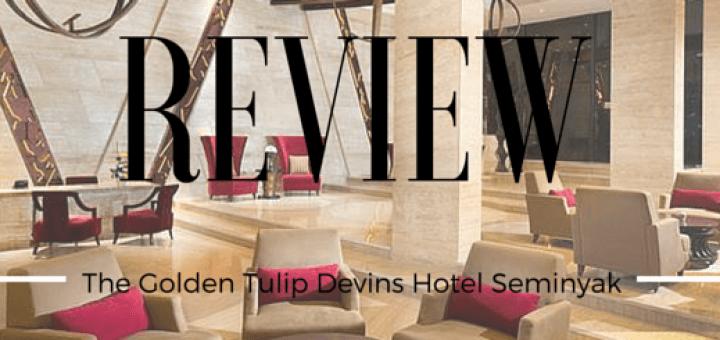 The Golden Tulip Devins Hotel Seminyak
