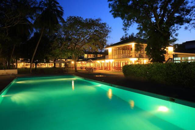 Pool at The Lakeside Nuwaraweva