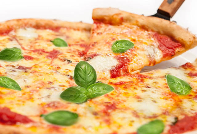 Margarita Pizza - really tastes Italian