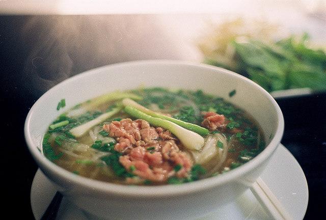 The best noodle soup - Pho
