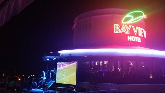 Three Sixty Revolving Restaurant - One of the best places to dine and drink in Penang