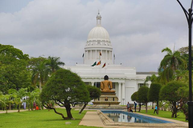 White House Replica - Colombo Municipal Council