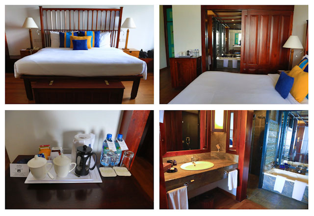 My room at Jetwing Lighthouse