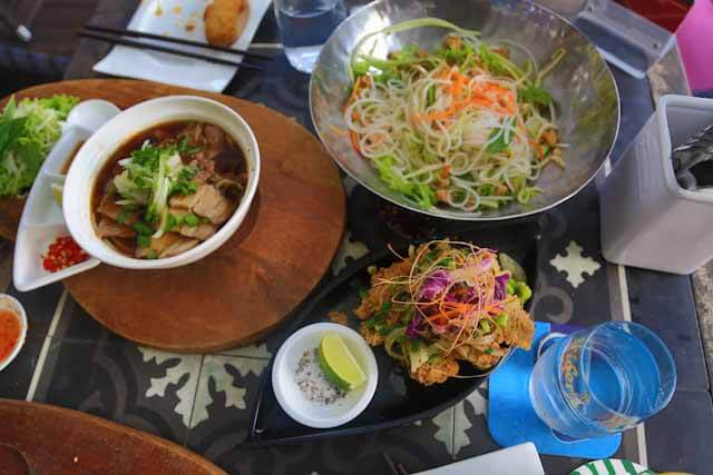 Little Saigon is a good place to try modern Vietnamese food