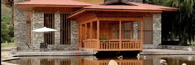 Terma Linca Resort Exterior